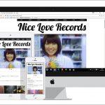 Nice Love Recordsのオフィシャルサイトが公開!!!