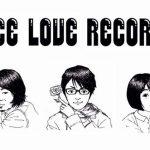 NICE LOVE RECORDSのメンバーの似顔絵を描きました!