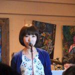 先日の西横浜でのライブの写真をいただいたのでアップ!