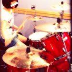 ドラム楽しいーっ!! ヾ(о´∀`о)ノ゙