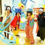 オリナス錦糸町バルーンショー最終日!