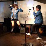 「おかっぱミユキとシネマズ」ライブでした!