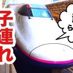 【ベビーカー】上越新幹線を利用するコツ!