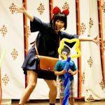 【写真】座間神社例大祭バルーンショー!