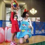 【写真】花やしきバルーンショー!