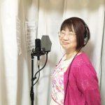 【歌録音】バーバラさんレコーディング!