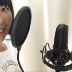 某アニソン仮歌レコーディング!